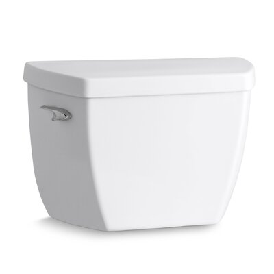 Kohler Highline Classic 1.0 Gpf Toilet Tank with Left-Hand Trip Lever