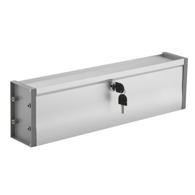 Lockbox for Recessed / Surface Mount Medicine Cabinets