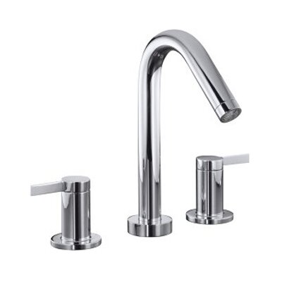 Kohler Stillness Double Handle Deck Mount Tub Only Faucet Trim Lever Handle