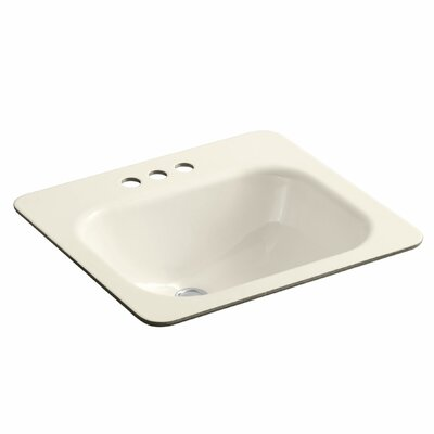 Tahoe Metal Frame Lavatory with 4
