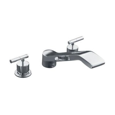 Kohler Taboret Double Handle Deck Mount Tub Only Faucet Trim Lever Handle