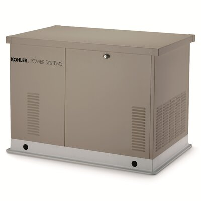 8.5 Kw 35 Amp 120/240 Single Phase Standby Generator - 8.5RES