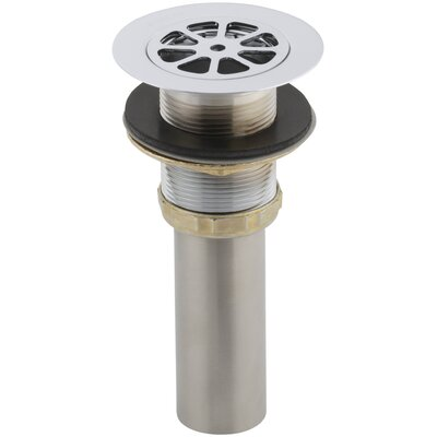 sink strainer with 1 1 2 quot tailpiece wayfair