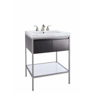 "Kohler Persuade Petite 25"" Bathroom Vanity in Mantle"