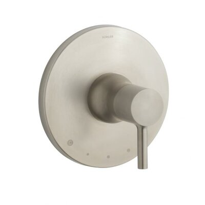 Kohler Toobi Thermostatic Valve Trim, Valve Not Included