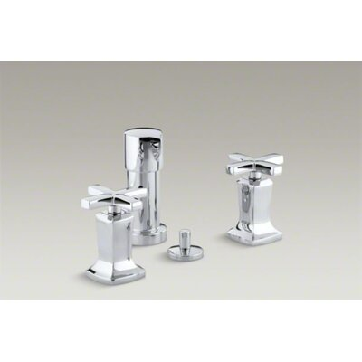 Kohler Margaux Bidet Faucet with Cross Handles