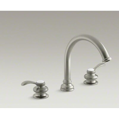 Kohler Fairfax Deck-Mount Faucet Trim, Project Pack