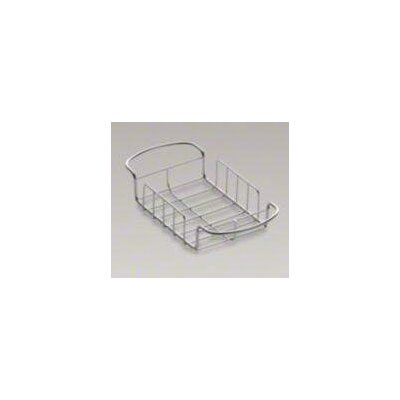 Kohler Stainless Steel Wire Rinse Basket For Iron/Tones Trough Kitchen Sinks