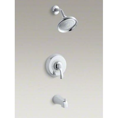 Kohler Fairfax Rite-Temp Pressure-Balancing Bath and Shower Faucet Trim
