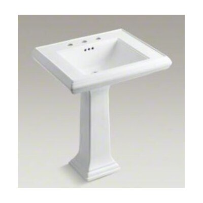 Kohler Memoirs Classic 27 Quot Pedestal Bathroom Sink With 8
