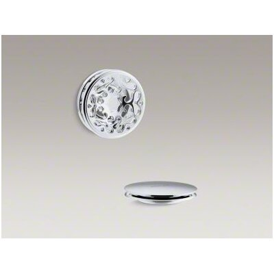 Kohler PureFlo Victorian Push Button Bath Drain Trim