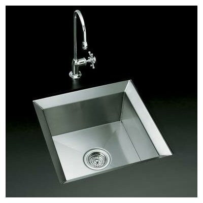 "Kohler 18"" x 18"" Poise Under-Mount Bar Sink"