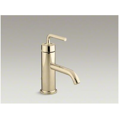 Kohler Purist Single-Control Lavatory Faucet with Straight Lever Handle