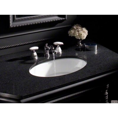 Thoreau Undermount Bathroom Sink - K-2907-8U