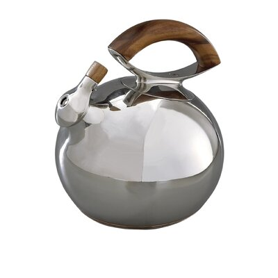 Nambe Bulbo Kettle