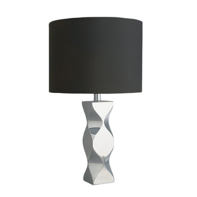Nambe Kurv Table Lamp