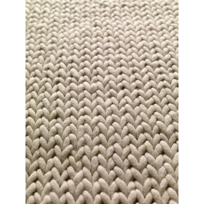 Gandia Blasco Wool Punto Ivory Rug