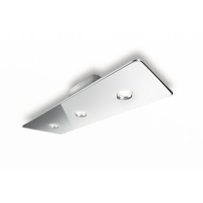Philips Consumer Luminaire 3 Light Semi Flush Mount