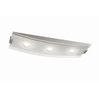 Altena 3 Light Flush Mount