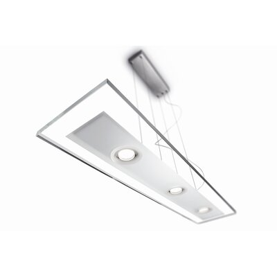 Philips Consumer Luminaire Vidro 3 Light Pendant