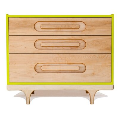 Kalon Studios Caravan 3 Drawer Dresser