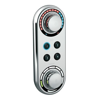 Moen 7.31&quot; x 2.75&quot; Lodigital Shower Controller