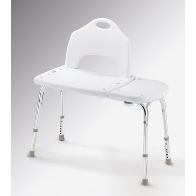 Moen Adjustable Tool Free Transfer Bench