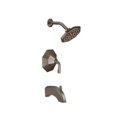 Moen Felicity Posi-Temp Tub/Shower System in Oil Rubbed Bronze