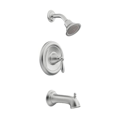 <strong>Moen</strong> Brantford Posi-Temp Single-Handle Tub/Shower Faucet Trim Only