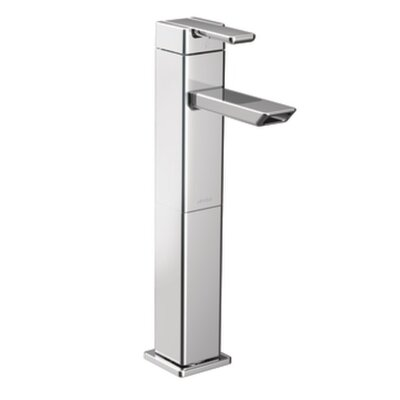 Moen 90 Degree One-Handle High Arc Vessel Bathroom Faucet