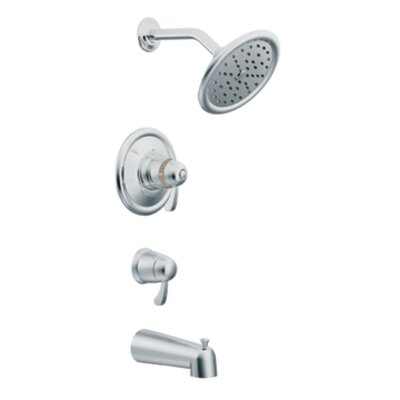 Moen Exacttemp Tub and Shower Faucet