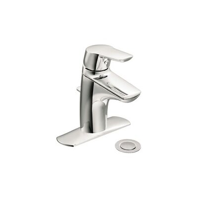 Moen Method Single Handle Centerset Low Arc Bathroom Faucet