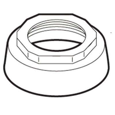 "Moen Commercial 1-1/4"" Top Spud Assembly"