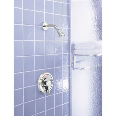 Moen Commercial Single Handle Pressure Balancing Shower Faucet Trim