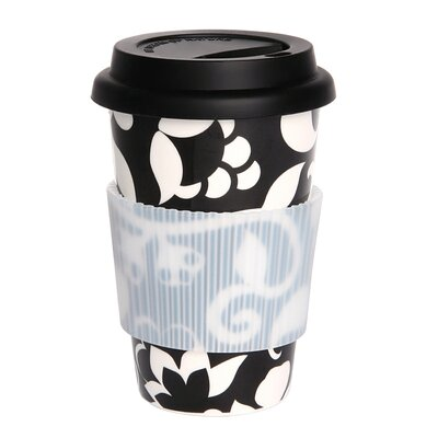 French Bull Vine Travel Mug with Lid