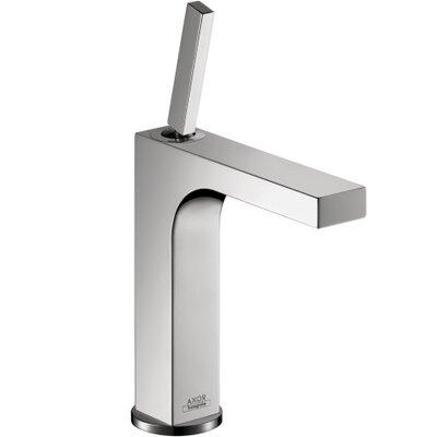 Hansgrohe Axor Citterio Single Handle Bathroom Sink Faucet