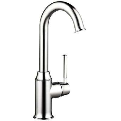 Hansgrohe Talis C HG Single Handle Single Hole Bar Kitchen Faucet