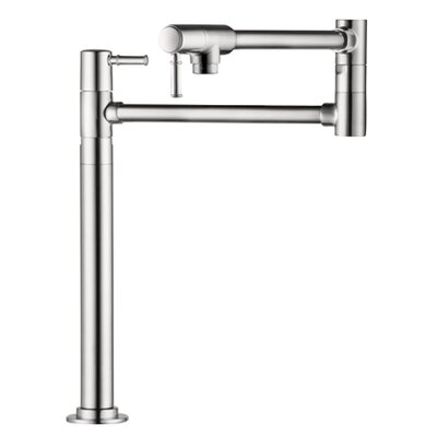 Hansgrohe Talis C Deck Mounted Single Handle Single Hole Pot Fillers Faucet