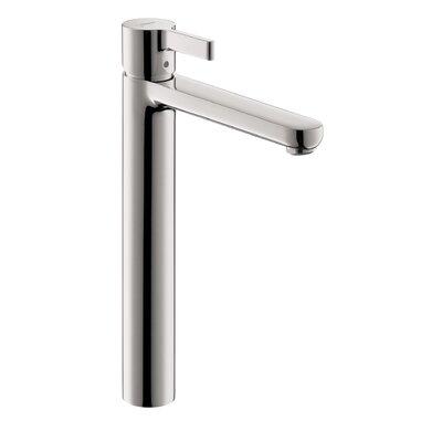 Hansgrohe Metris S Single Hole Bathroom Faucet with Single Handle