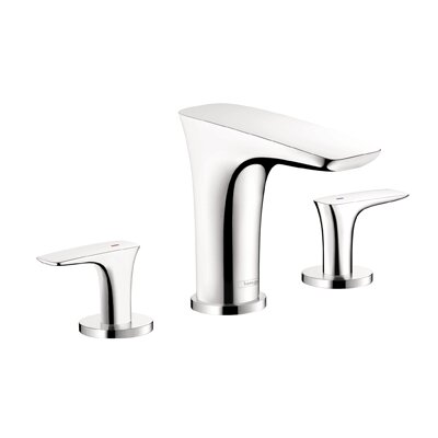 Hansgrohe Puravida 3 Hole Double Handle Deck Mount Roman Tub Faucet Trim Lever Handle