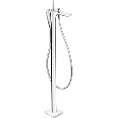 Hansgrohe Puravida Single Handle Floor Mount Clawfoot Tub Faucet Trim
