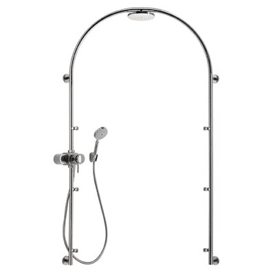 Hansgrohe Showerarc Dual Function and Diverter Shower Faucet