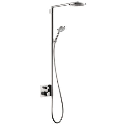 Hansgrohe Raindance iBox Showerpipe 180 Dual Function and Diverter Complete Shower System