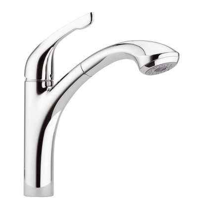 Hansgrohe Single Handle Kitchen Faucet with Pull Out Spray