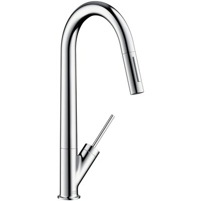 Axor Starck HighArc Single Handle Single Hole Kitchen Faucet