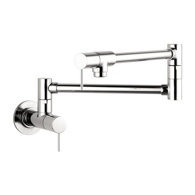 Hansgrohe Axor Starck Double Handle Wall Mounted Pot Filler Faucet