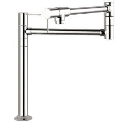 Axor Starck Double Handle Deck-Mounted Pot Filler Faucet