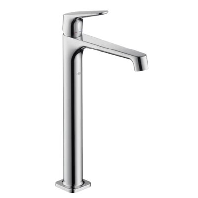 Hansgrohe Axor Citterio M Single Hole Tall Bathroom Faucet with Single Handle