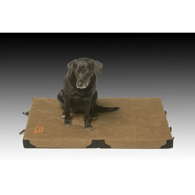Frisco Dog Bed in Brown