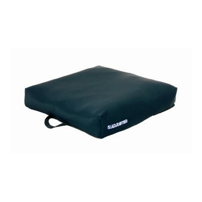 The Comfort Company Adjuster Low Profile Anti-Thrust Wheelchair Cushion with Vicair Technology